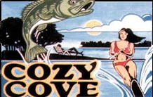 Cozy Cove Logo